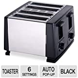 Brentwood TS-284 Four-Slice Toaster