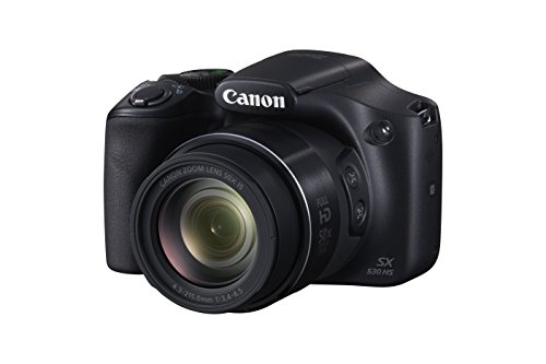 Canon PowerShot SX530 HS - Wi-Fi Enabled (Canon Sx520 Hs Powershot compare prices)