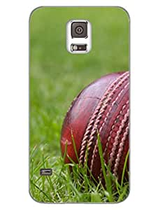Justgirlythings Cricket In My Veins Superior Matte Finish - Hd Printed Cases And Covers For Samsung S5