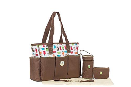 Soho Soren the Owl 6 in 1 Deluxe Diaper Bag *Limited Time Offer !*