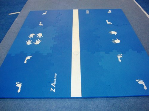  Gymnastics Cartwheel Handstand Beam Puzzle Mat
