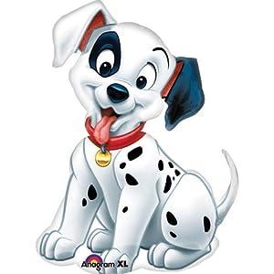 Amazon.com: Disney 101 Dalmatians Puppy Dog Shape 32