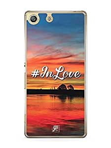 YuBingo In Love Designer Mobile Case Back Cover for Sony Xperia M5