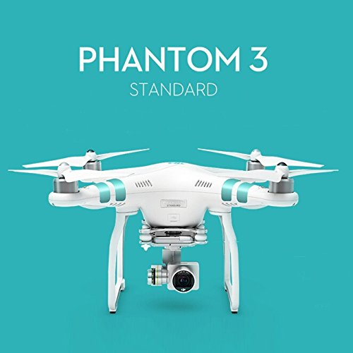DJI Phantom 3 Standard FPV With 12MP Camera Shoots 2.7K Video RC Quadcopter RTF