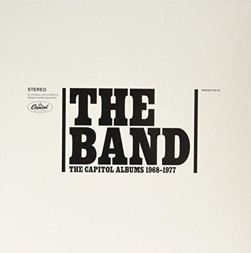 Vinilo : BAND. - Capitol Albums 1968-1977 (8 Discos)
