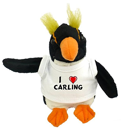 plush-penguin-toy-with-i-love-carling-t-shirt-first-name-surname-nickname