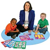Functional Communication Photo Lotto At School Laminated Games - Super Duper Educational Learning To