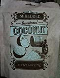 Trader Joe's Shredded Sweetened Coconut