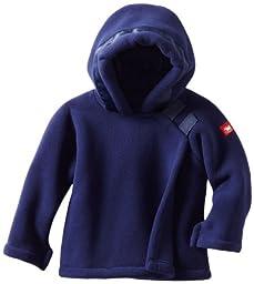 Widgeon Unisex Baby Fleece Jacket, Navy, Newborn