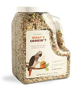 Dr Harveys 10 lb Whats Cooking For Pet Birds Nutritious Homemade Organic Food Meal Box