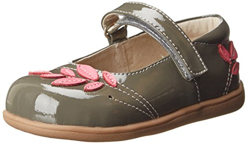Toddler Girl's See Kai Run 'Adeline' Patent Leather Mary Jan