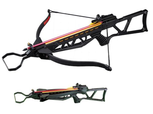 180LB Crossbow Foldable Recurve Plastic Stock