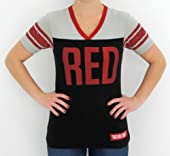 RED Ladies Jersey Tee