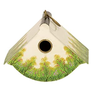 Achla Designs Cozy Den Birdhouse
