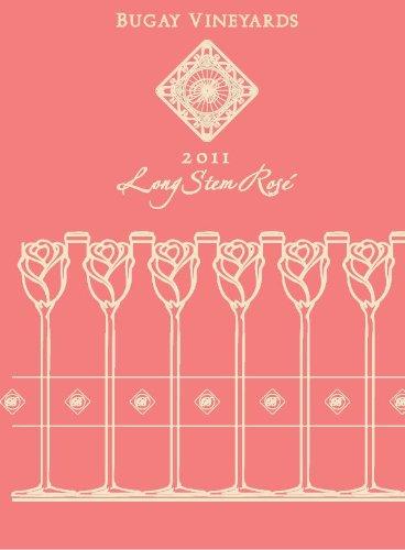 2011 Bugay Long Stem Rosé 750 Ml