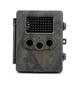 Siam Circus HT-002A HD Digital IR Trail Camera 2.5' LCD 12 Mega Pixels Wildlife Hunting Q2016J