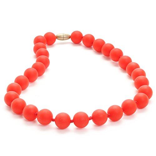 Juniorbeads Jane Jr. Necklace - Cherry Red