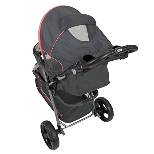 Baby Trend Nexton Travel System Coral Floral Baby