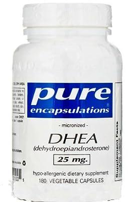 DHEA Micronized 25mg VegiCaps