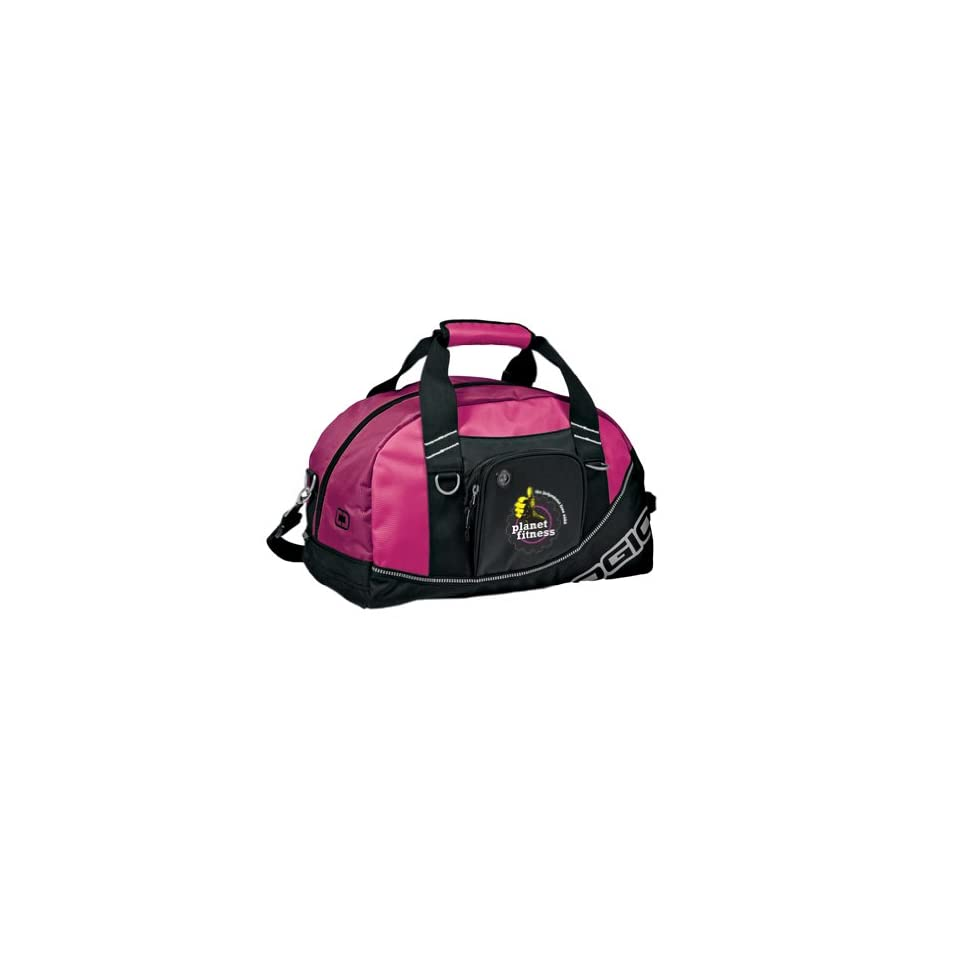 331dba18f827 Planet Fitness Ogio® Half Dome Duffel Bag Pink on PopScreen