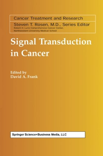 Signal Transduction in Cancer (Cancer Treatment and Research)