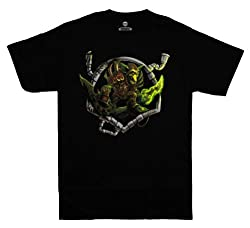 World Of Warcraft Cataclysm Goblin Race Blizzard Video Game T-Shirt Tee