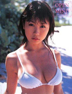 OPEN MIND—西田麻衣1st.写真集