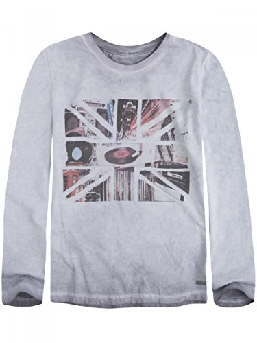 pepe-jeans-t-shirt-manches-longues-gris-ado-garcon-pepe-jeans