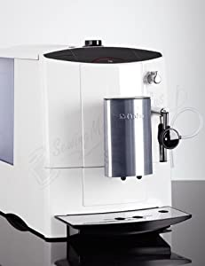 Miele CM5000 White Countertop Coffee System