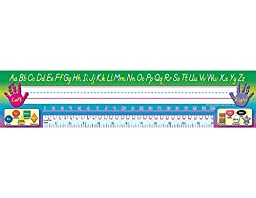 Teacher Created Resources Jumbo Modern Printing Name Plates (4304)