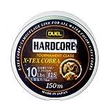 デュエル ハードコア エックステックスコブラ (6Lb~12Lb) 150m