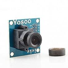 Huhushop(TM) OV7670 300KP VGA Camera Module for Arduino
