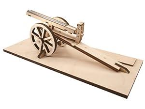 Revell 1:16 Scale Leonardo Da Vinci Adjustable Height Cannon
