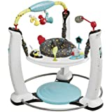 Evenflo 61731199 ExerSaucerJump and Learn Stationary Jumper Jam Session