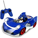 NKOK RC Sonic SSAS R2 Car with Lights by NKOK TOY (English Manual)