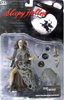 Sleepy Hollow > The Crone Action Figure