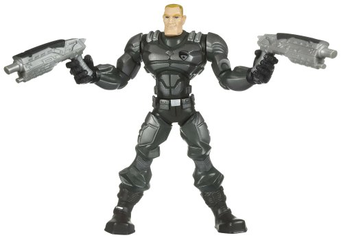 GI Joe Movie Action Battlers Duke