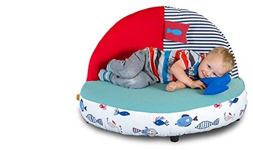 Sofa Kinderzimmer Eiland Kuschelinsel Polsterarbeit Kinderzimmer KINIC jetzt kaufen