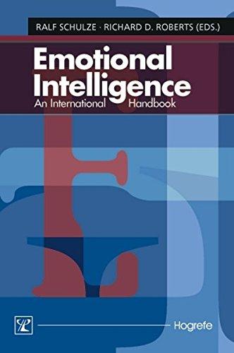 Emotional Intelligence: An International Handbook
