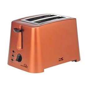 Kalorik TO 33005 AZ Aztec 2 Slice Toaster