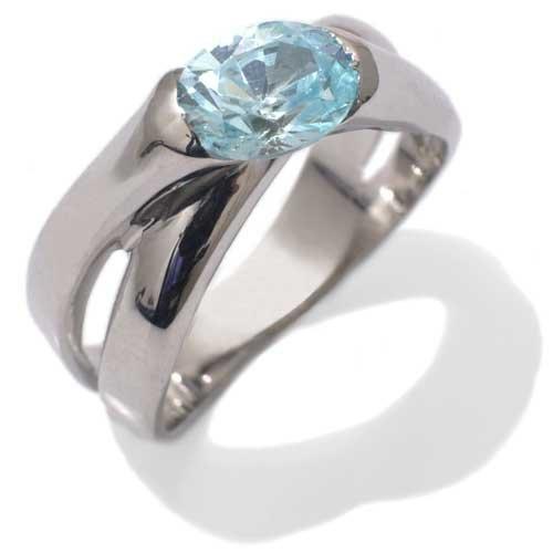 Blue Topaz Wedding Ring 46 Lovely Gioie Ladies u Ring