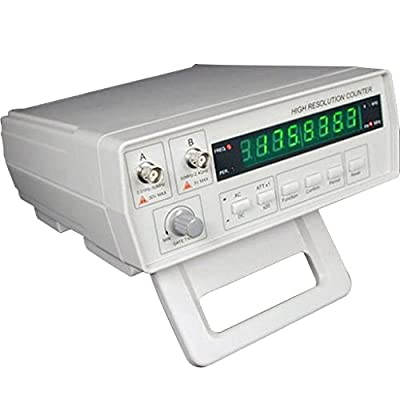Generic Precision Frequency Counter 0.01Hz to 2.4GHz