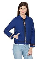 UCB Women's Jacket (15A2JK1E9288I72U_Estate Blue_44)