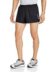 Reebok Men's Synthetic Shorts (4056563880487_AF2050_XX-Large_Black)