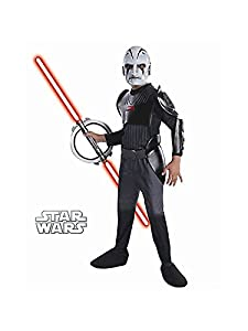 Rubies Star Wars Rebels Deluxe Sith Inquisitor Costume