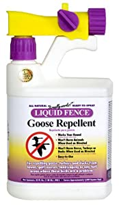 Liquid Fence 146 Goose Repellent, 1-Quart Hose End Sprayer