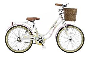 """Viking Crystal, Single Speed, 20"""" Wheel Bike, White from Viking"""