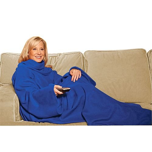 True Blue Snuggie