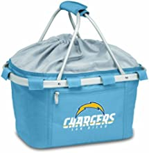 NFL San Diego Chargers Metro Insulated Basket Blue by Picnic Time