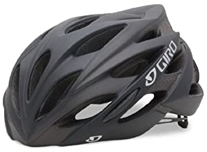 Giro Savant Cycling Helmet (Matte Black/Charcoal, X-Large)